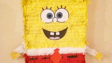Photo of Пињата Sponge Bob