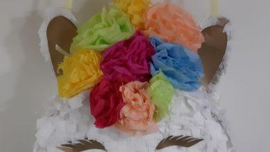 Photo of Rainbow еднорог пињата